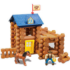 lincoln logs wolf s lodge walmart com