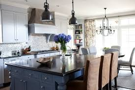 Lighting For Kitchen Islands Pendants Vs Chandeliers Over A Kitchen Island Reviews Ratings