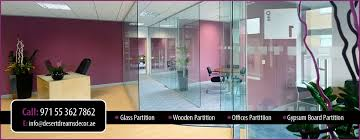 wood partition 1464679984 eapr glass partition wooden partition and gyosum board partition abu dhabi uae jpg