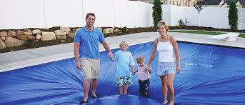 automatic pool safety cover blue mountain pools in ground