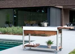 cuisine outdoor design extérieur un concept de cuisson outdoor