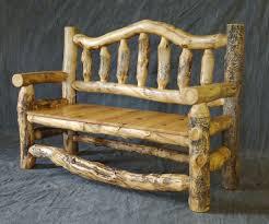 Log Outdoor Furniture by 10 Log Furniture Ideas Woodz