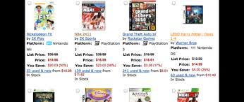 amazon black friday plays black friday video games countdown sale features 4 star games