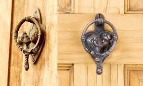 32 door knockers that will beautify your front door