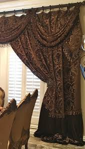 Tuscan Style Curtains Ideas Customized Luxury Bedding And Window Treatments Window Tuscan