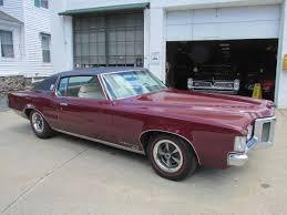 Redline Muscle Cars - 1969 pontiac grand prix j model one owner all original 75k mi