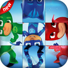 puzzle pj hero mask android apps google play