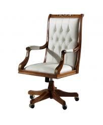 fauteuil de bureau en bois pivotant fauteuils tournants archivi lamaisonplus