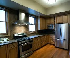 Low Priced Kitchen Cabinets Small Kitchen Remodel On A Budget Best Attractive Home Design