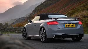volvo roadster audi tt rs roadster 2016 review by car magazine