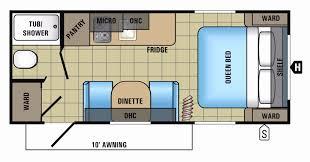 motorhome floor plans 12 awesome motorhome floor plans house plans ideas