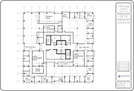 dimensioned floor plan horizon office suites sarah baumbach