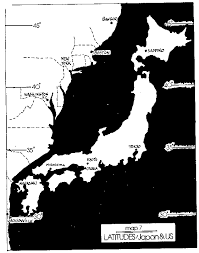 map us japan geography japan s geography