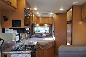 motor home interior class c motorhome rental motorhomes nj
