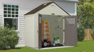 craftsman vertical storage shed 206 cu ft tremont 8 x 4 storage shed suncast corporation