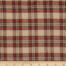 primo plaids v flannel medium plaid brown red discount designer