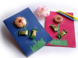 day cards to make candy treat teachers day card artsy craftsy