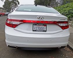2015 hyundai azera limited sedan test drive nikjmiles com