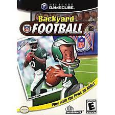 Wii Backyard Football by Backyard Football Gamecube Game