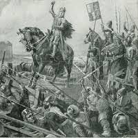 the siege of harfleur king henry v of leading his army at the siege of harfleur in