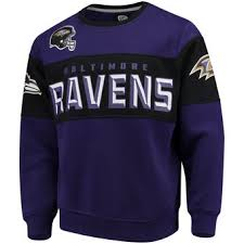 nfl baltimore ravens sweatshirts and fleece sweaters official