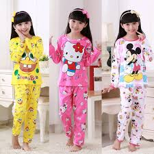 gift children s pajamas baby boys autumn sleeved