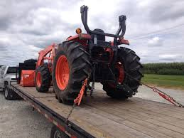 tractor transport hauling tractors in all 50 states