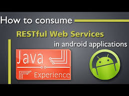 tutorial web service java android rest web service tutorial with json youtube
