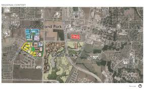 Fc Dallas Field Map by The Canals At Grand Park Frisco Tx Arcadia Realty Corp