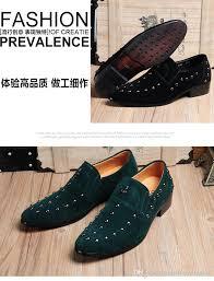 wedding shoes korea best sell korea rivet buckles cusp shoes dress shoes men s