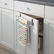 Bathroom Towel Rack Ideas Kitchen Ideas Best  Paper Towel - Kitchen cabinet towel rack