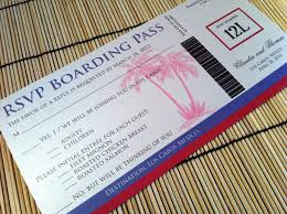 boarding pass invitations airline ticket invitations boarding pass by anaderoux on zibbet