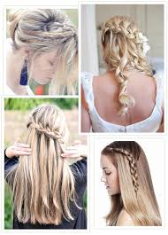 hair platts hairspiration plait and braid hairstyles for your wedding day