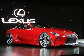 lexus lf lc blue lexus lf lc concept petrolhead central