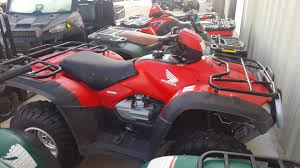 2006 honda foreman motorcycles for sale