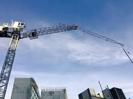 london articulated jib crane hire