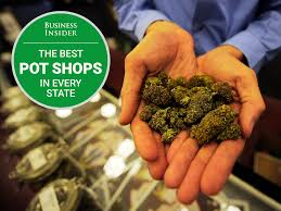 best marijuana dispensaries in every state where weed is legal