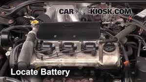 1999 Toyota Solara Interior Battery Replacement 1999 2003 Toyota Solara 2002 Toyota Solara
