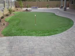 Backyard Putting Green Designs by Outdoor Putting Greens U003d Outdoor Entertainment