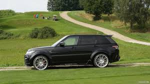 mansory range rover 2015 mansory range rover sport black side hd wallpaper 10