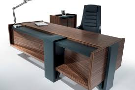 business office desk furniture executive desk wooden contemporary commercial rossi