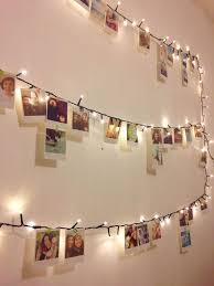 Hanging Christmas Lights In Bedroom by The 25 Best Lights In Dorm Room Ideas On Pinterest