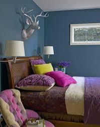 Pink Purple Bedroom - 25 stunning bedroom designs with bold color scheme rilane
