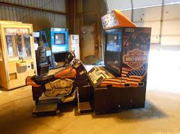 sega harley davidson la riders arcade racing game works needs