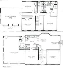 two story house plans with basement two floor house plans southwestobits