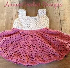 crochet vintage dress pattern is just adorable the whoot