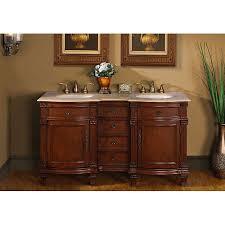 Inch Bathroom Sink Cabinet - alluring double sink vanity top 60 inch bathroom best luxurious