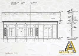 Ice Cream Shop Floor Plan Ice Cream Ad Shop U2013 Eastern Arabella General Contracting