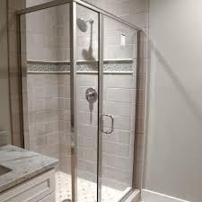 Shower Door Closer by Semiframeless Shower Door Photo Gallery