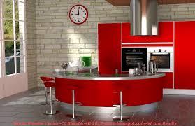 modelisation cuisine blender 4d design cuisine moderne rendu blender cycles